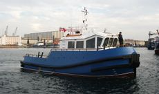 900HP TWIN SCREW TUGBOAT 10TBP