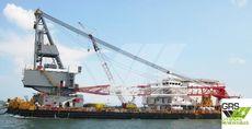 92m Accomodation Vessel for Sale / #1092653