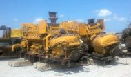 CAT D399 Engine c/w CAT 7271 4.5:1 gear