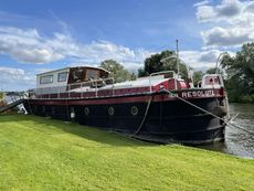 Humber Keel Houseboat