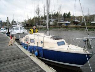 Kingfisher 26 Sail No 1 - Classic Yacht