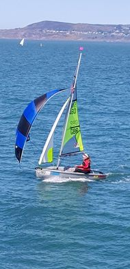 RS Feva 5460 Full Race spec