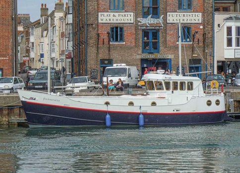 Branson Coaster 49 - Barge - Long range cruiser - Liveaboard