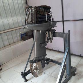 rescue boat engine
