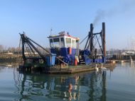Muddy Boots Suction Dredger