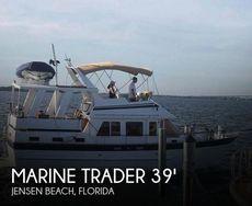 1986 Marine Trader Sundeck