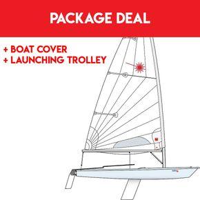 Laser Standard Dinghy Package Deal