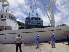 161pax Passenger / Cargo Vessel