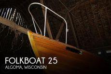 1963 Folkboat 25
