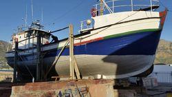19m Wooden Tuna Pole Vessel