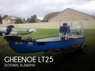 2020 Gheenoe LT-25