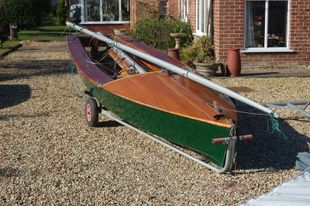 SCORPION 1571 Sailing Dinghy