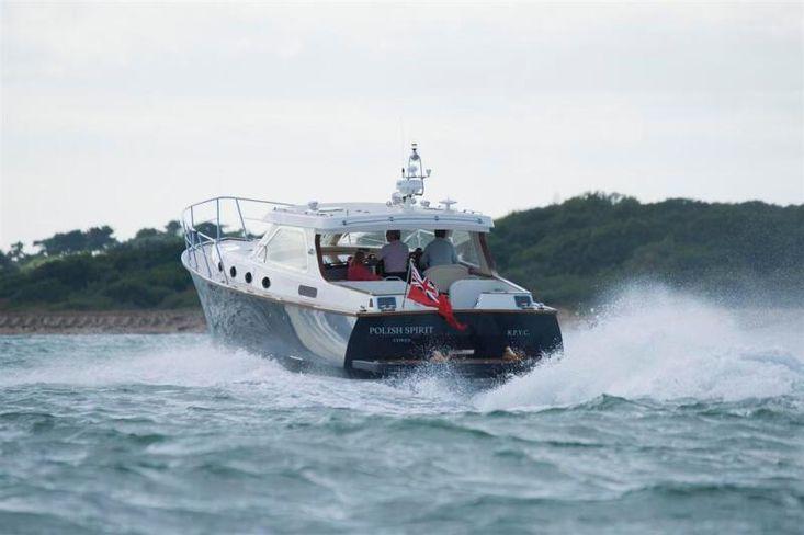 2010 Revival 45 Gentlemans Motor Yacht