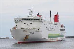 1999 built,135 meter loa RoPax
