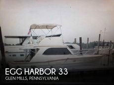 1980 Egg Harbor 33 Sportfisherman