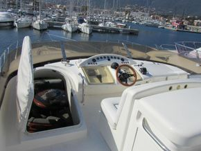 Fairline Squadron 59 with BJ Marine