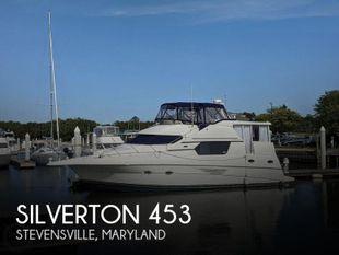 2001 Silverton 453
