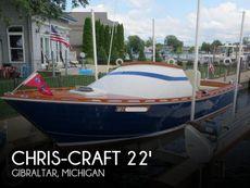 1966 Chris-Craft Cavalier Cutlass 22'