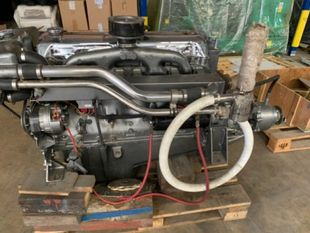 FORD SABRE MARINE - VERY LOW HOURS!!!  2715E 6,22 L 1250-2500 RPM