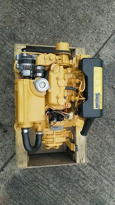 Vetus M2.04 11hp Marine Diesel Engine Package