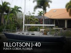 1987 Tillotson & Pearson J-40