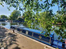 London-based 4 berth 55ft narrowboat