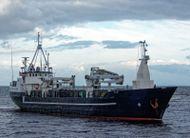 176' Geared Cargo Vessel
