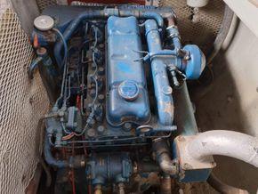 Cheverton 8.20T  - Engine