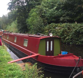 Charming 56 Foot Narrowboat