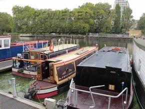 Narrowboat 42ft with Mooring  - Exterior