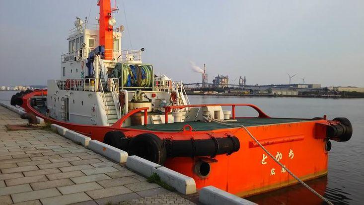 32.3mtr 3600hp Harbour Tug