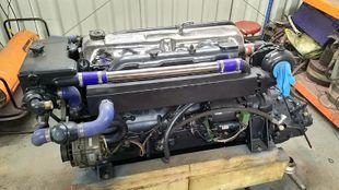 Ford Mermaid Mistral 175hp Marine Diesel Engine Package