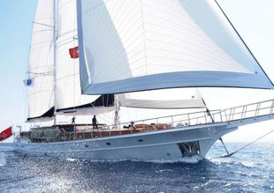 2010 Ketch Pax Navi Yachts