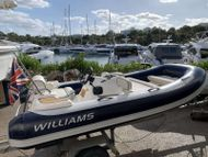 2016 Williams 325 Jet Rib
