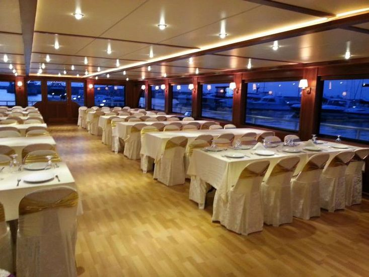 PASSENGER VESSEL WITH RINA CLASS for sale