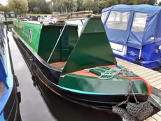 The Pearl 58ft Trad built 2005 by Dennis Cooper