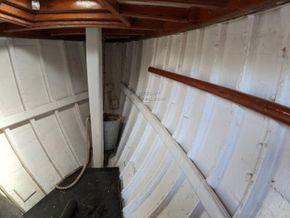 Gaff Rigged Cutter  - Forward Cabin