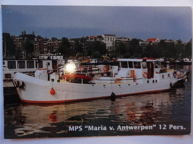 21m Dutch Klipper hotel barge