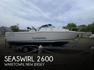 1997 Seaswirl Striper 2600