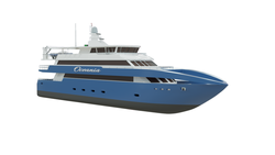 MOC Shipyards Oceania Series 40m Super Yacht