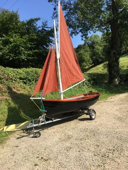 12'6'' Lune Pilot Dinghy
