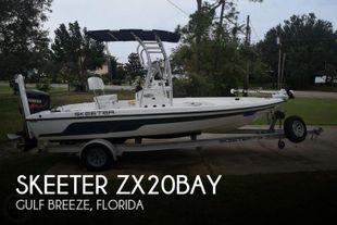 2008 Skeeter ZX20BAY