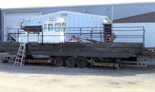 Mudcat MC915 Auger Dredge