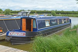 50ft Cruiser Stern Narrowboat