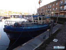 1972 Pilot Boat (Ex-Port of Milford Haven)