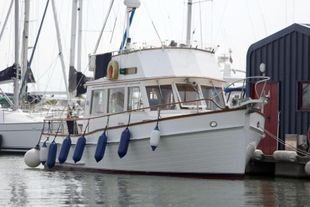 1993 Grand Banks 32 Classic