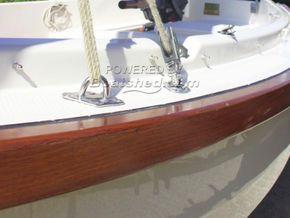 Character Boats - Post Boat  - Hull Close Up