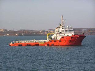 195' DP! AHST Supply Ship