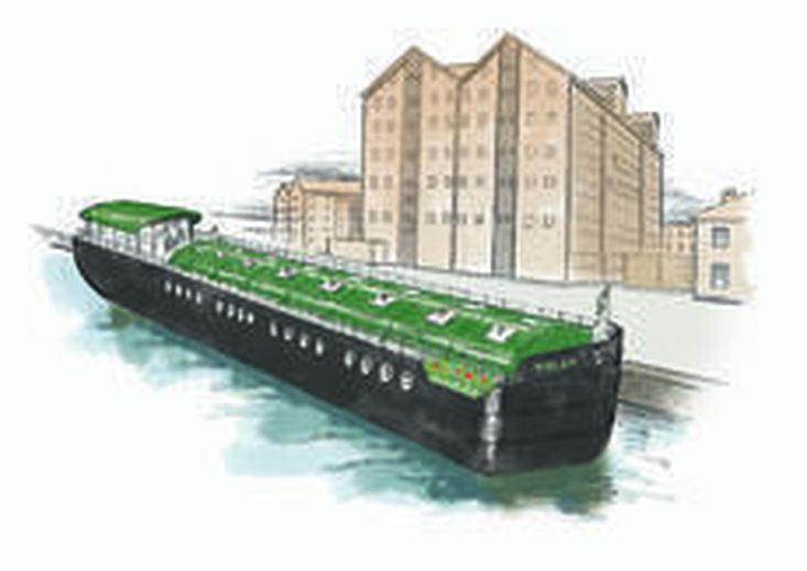 Humber Barge - POA