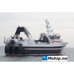 39,95 meter Stern trawler - http://mship.no